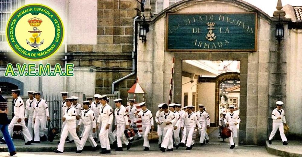 Asociación de Veteranos de la Escuela de Máquinas de la Armada Española